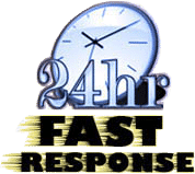 24H Fast Response in Dallas TX